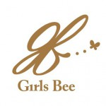 Girls Bee ロゴ